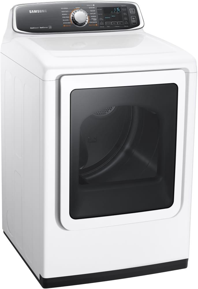 Samsung Dv52j8060ew 27 Inch 7 4 Cu Ft Electric Dryer
