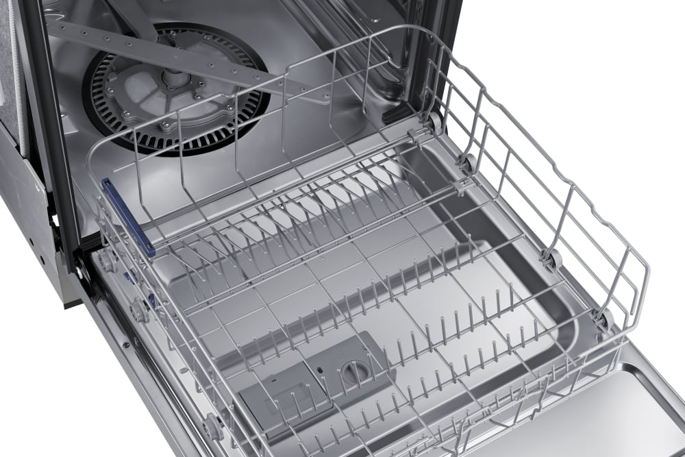 Samsung Dw80j3020us Full Console Dishwasher With Digital