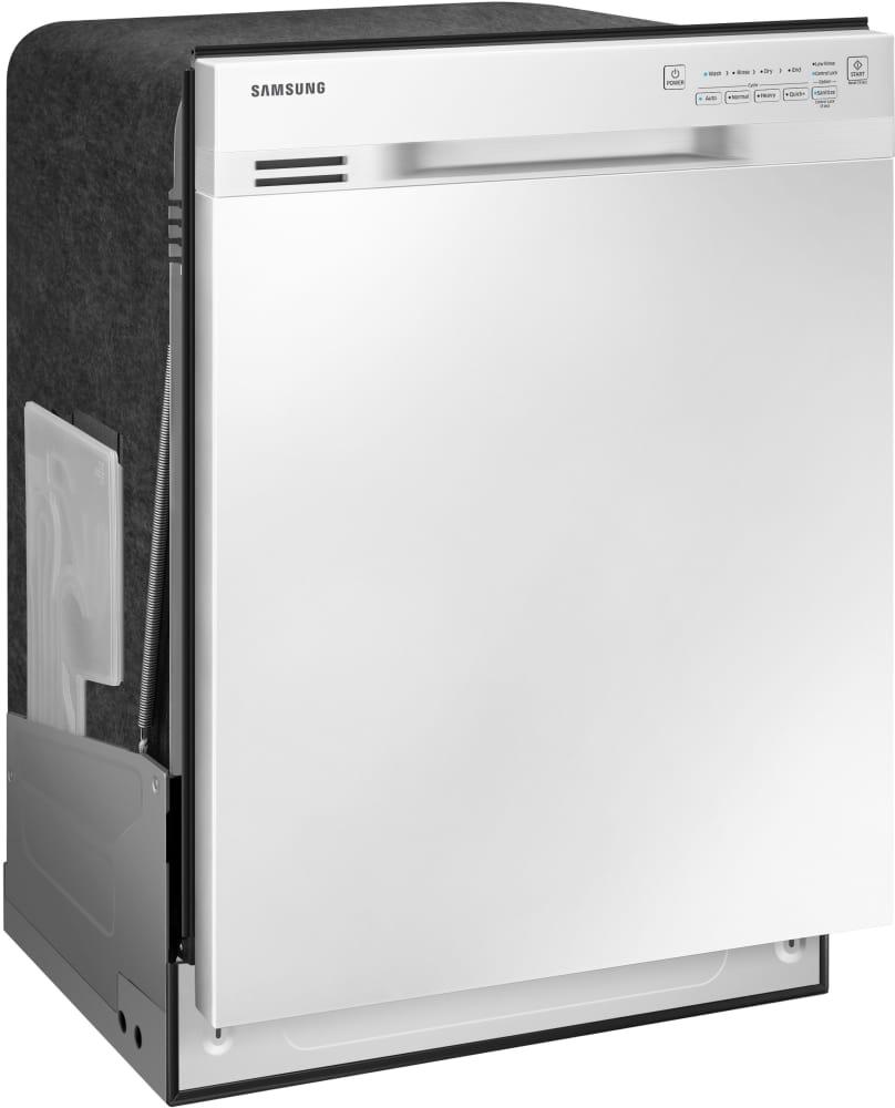 Samsung Dw80j3020uw Full Console Dishwasher With Digital