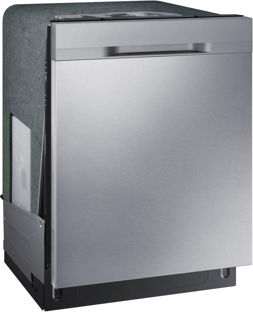 samsung dishwasher. samsung dw80k5050us - 3/4 perspective dishwasher