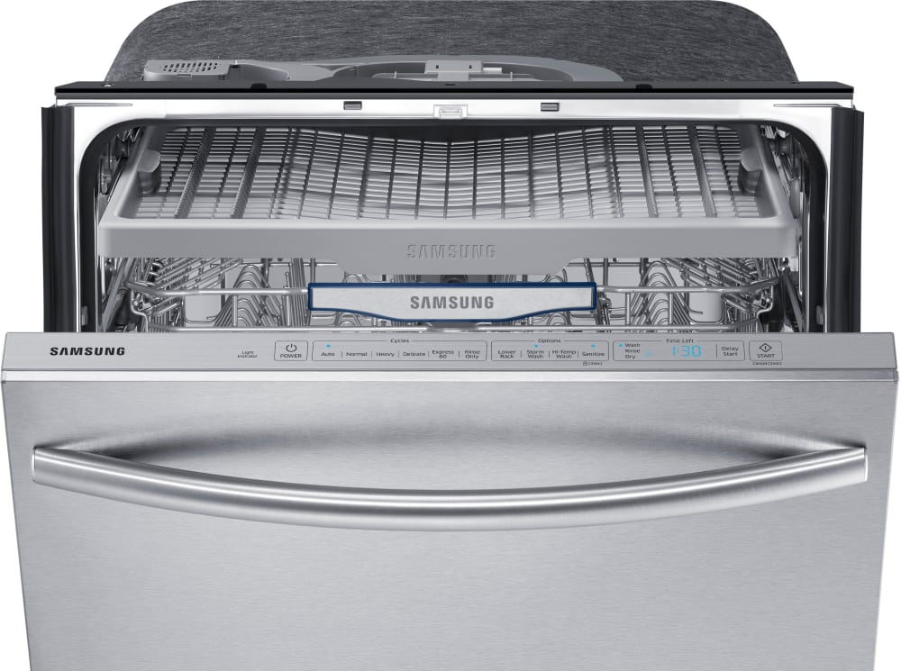 Samsung Dw80k7050us Third Rack Dedicated E For Cutlery And Utensils Adds 30 More