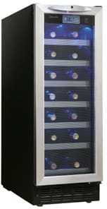 Danby Dwc276bls 12 Inch Built In Wine Cooler With 27