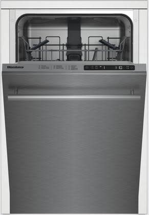 Blomberg Dws51500ss 18 Inch Built In Dishwasher With 8 Place