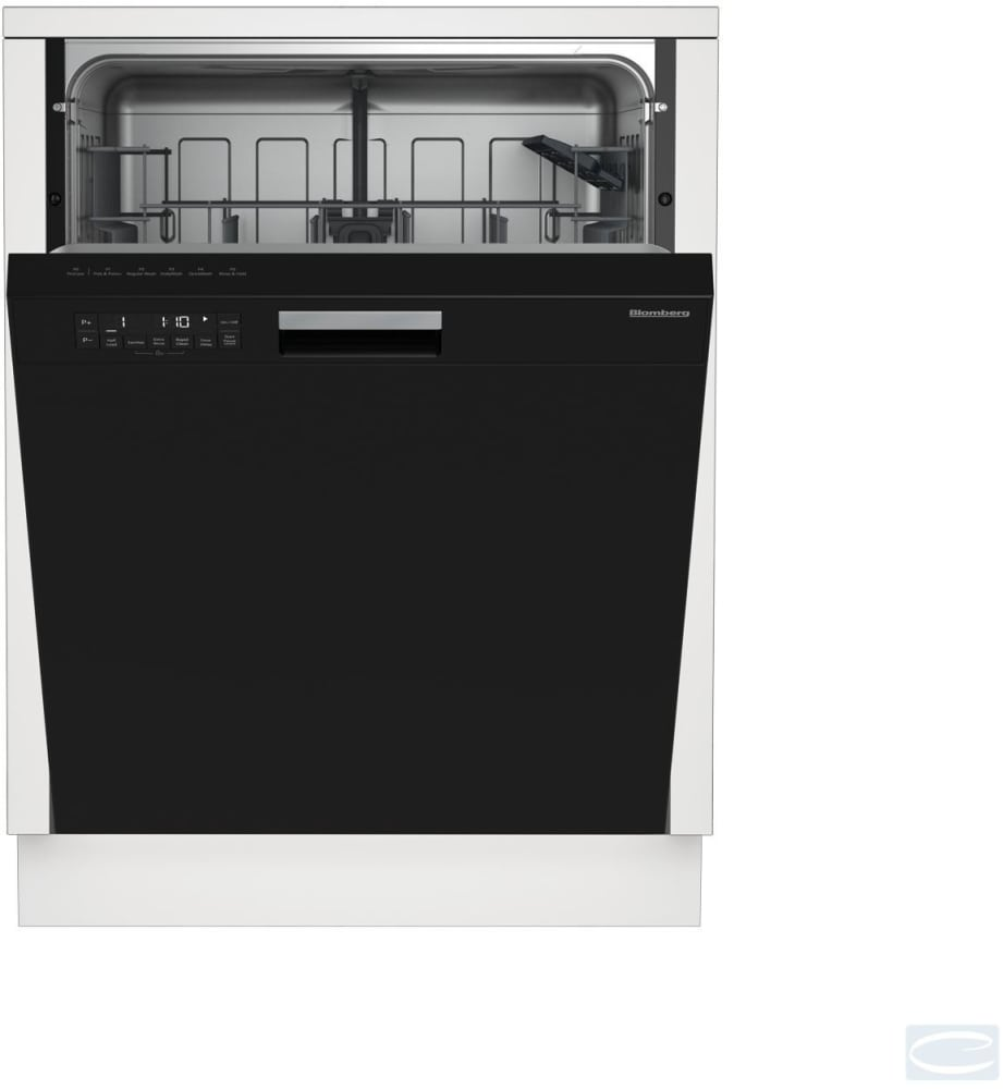 Blomberg DWT25502B - Front View ...