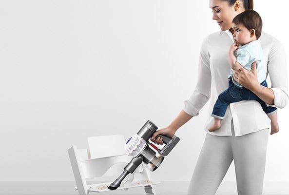 Dyson 21686001 Dyson V6 Baby Child Handheld Cordless