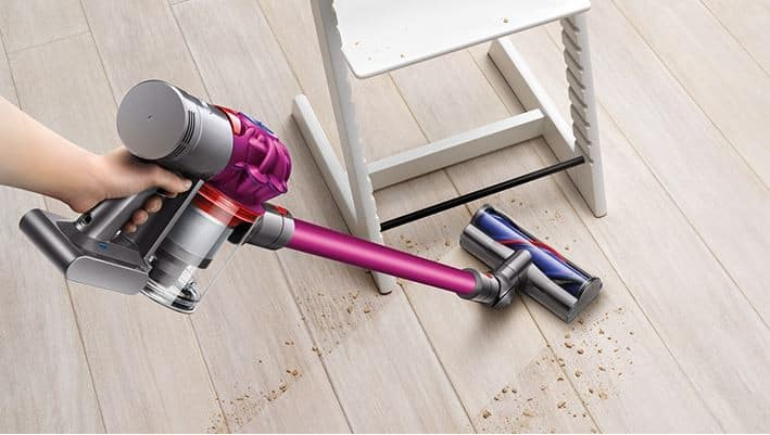 dyson 22759101 dyson cordless v7 motorhead with 30 minute. Black Bedroom Furniture Sets. Home Design Ideas