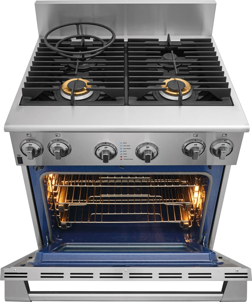 Electrolux E30gf74tps 30 Inch Freestanding Gas Range With