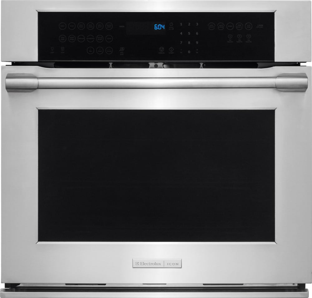 Wall Oven Reviews >> Electrolux E30EW75PPS 30 Inch Single Electric Wall Oven with 4.8 cu. ft. Dual-Fan Convection ...