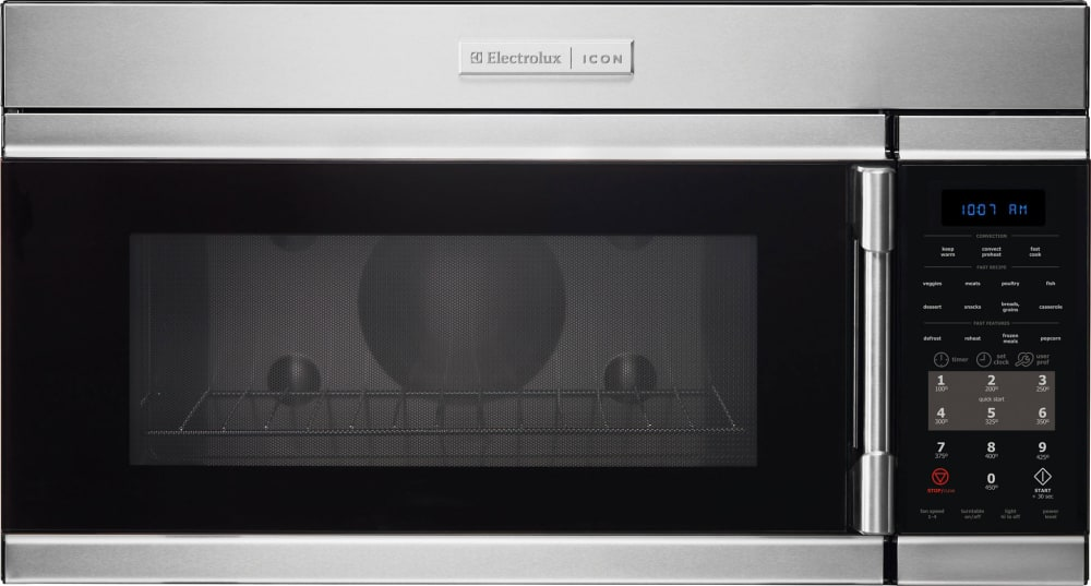 Electrolux E30mh65qps 1 8 Cu Ft Over The Range Microwave