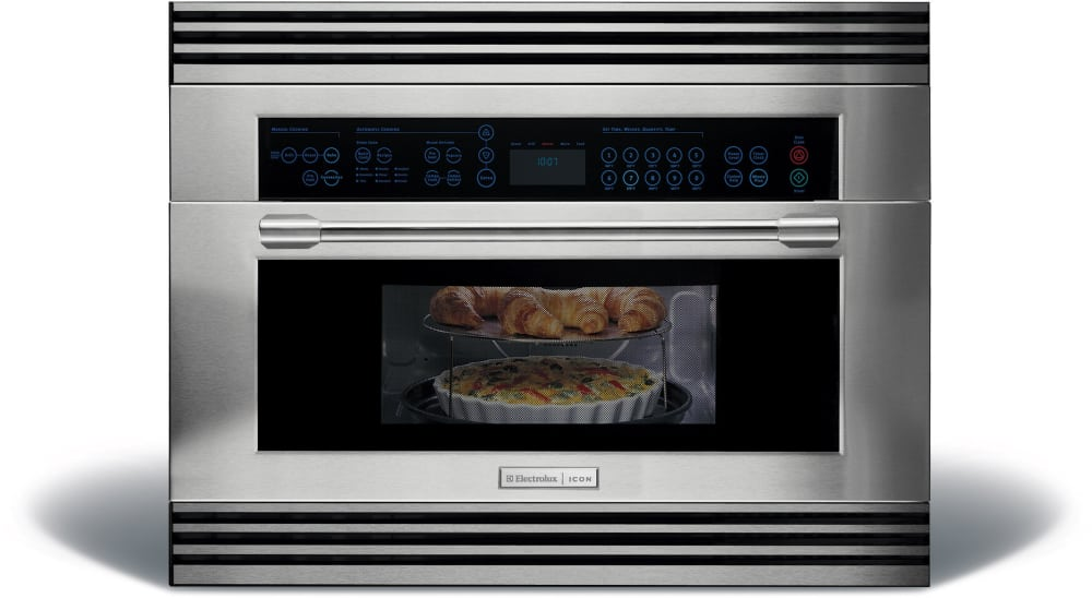 Electrolux E30so75fps 30 Inch High Speed Oven With 1 1 Cu
