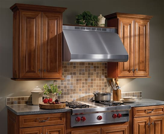 Broan E6036ss Pro Style Wall Mount Canopy Range Hood With