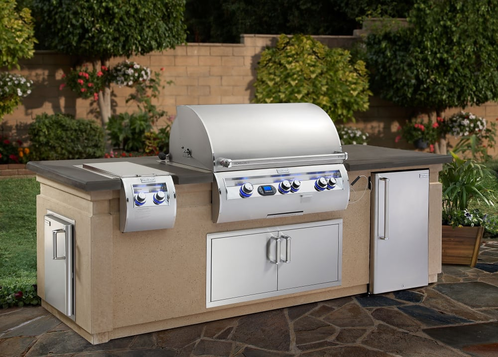 Fire Magic E790i4lanw 36 Inch Built In Gas Grill With 792