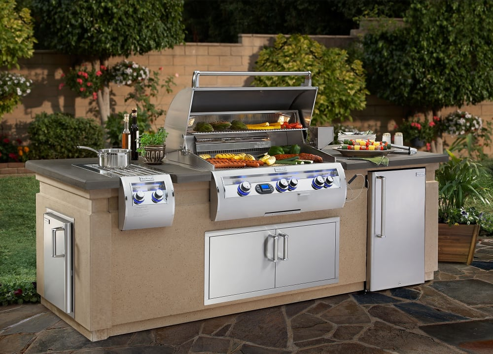 Fire Magic E790I4EAP 36 Inch Built-in Gas Grill with 792 sq. in ...