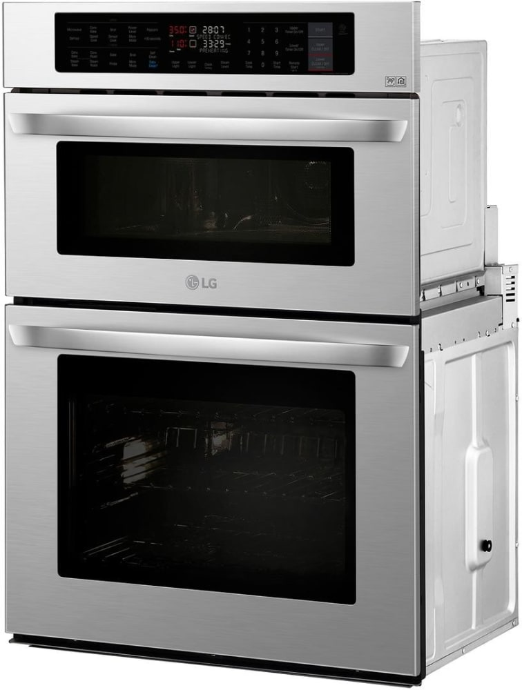 Lg Lwc3063st 30 Inch Combination Wall Oven With Infrared