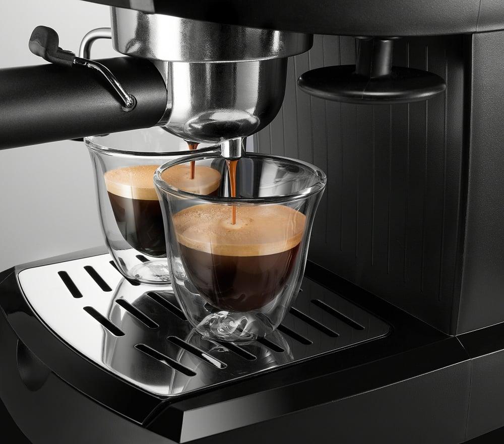 Delonghi ec155m ec155 pump espresso machine with for Ajmadison