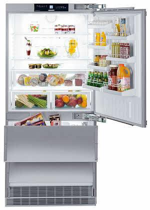 Liebherr Hc2061 36 Inch Fully Integrated Bottom Freezer