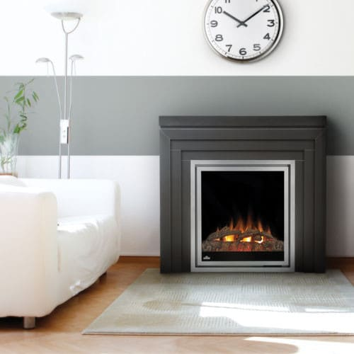 Napoleon EF30 30 Inch Indoor Electric Fireplace with 5 000
