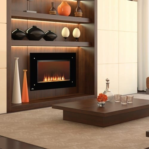 realistic fireplaces inflame incredibly ef paramount stone faux electric kit inflamefireplac bray pinterest flame effects on cheap fireplace best images
