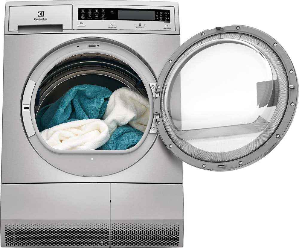 electrolux 24 inch washer and dryer. electrolux efde210tis - open 24 inch washer and dryer