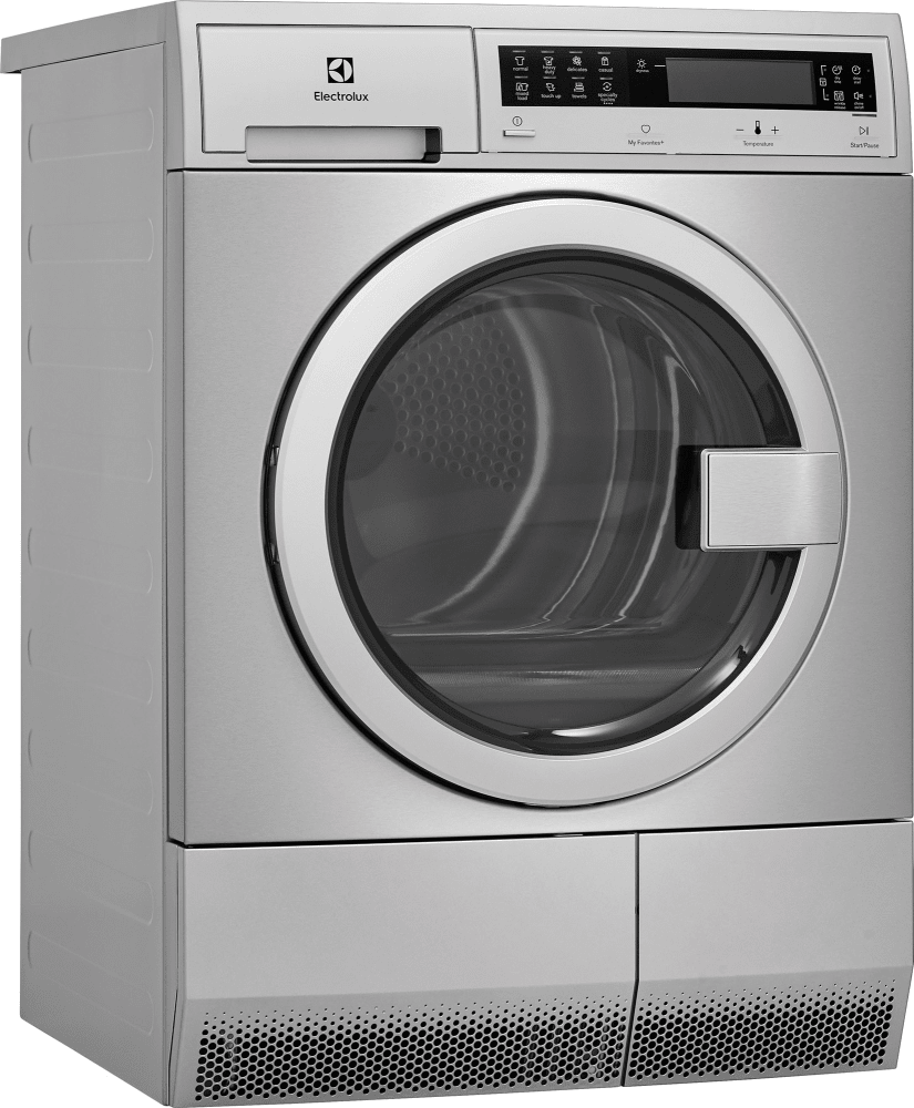 Electrolux Efde210tis 24 Inch Ventless Electric Dryer With