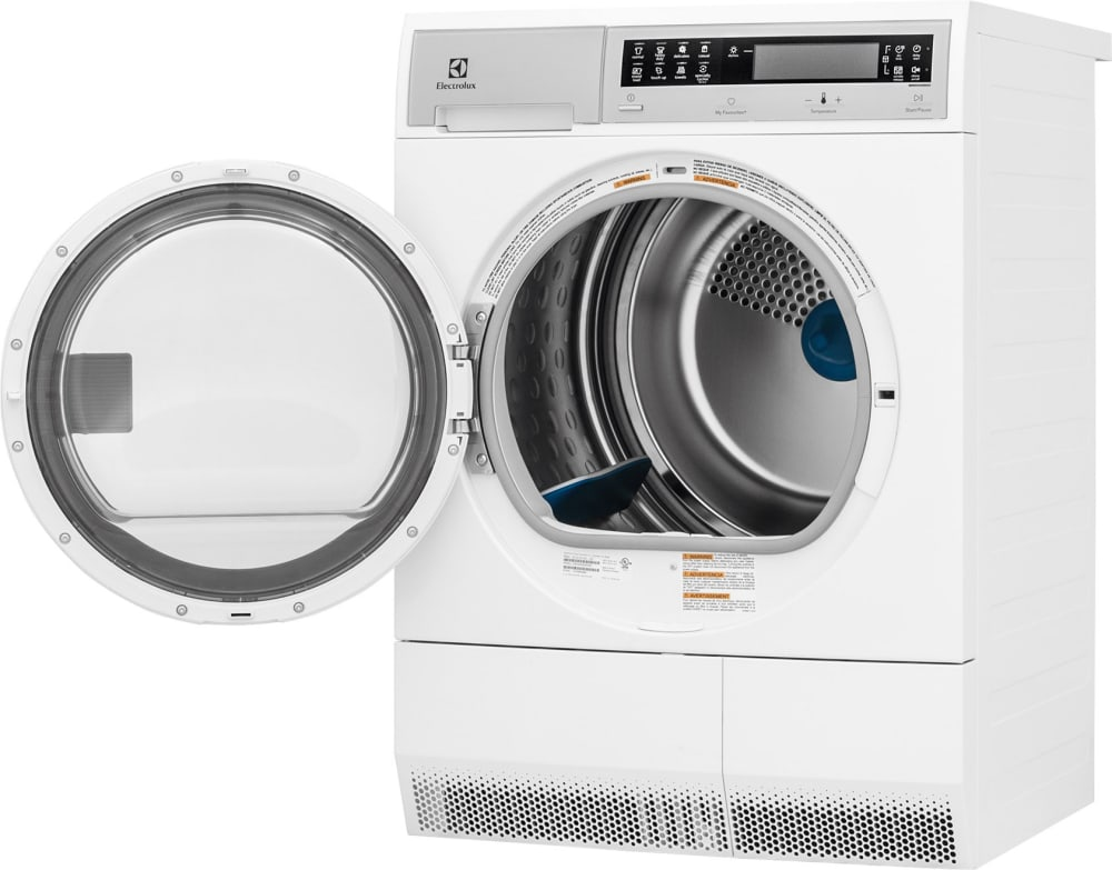 Electrolux EFDE210TIW 24 Inch Ventless Electric Dryer With