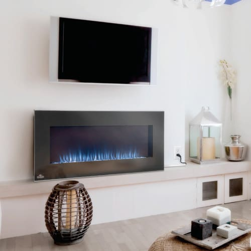 Napoleon EFL42H 42 Inch Indoor Electric Fireplace with 5,000 BTU ...