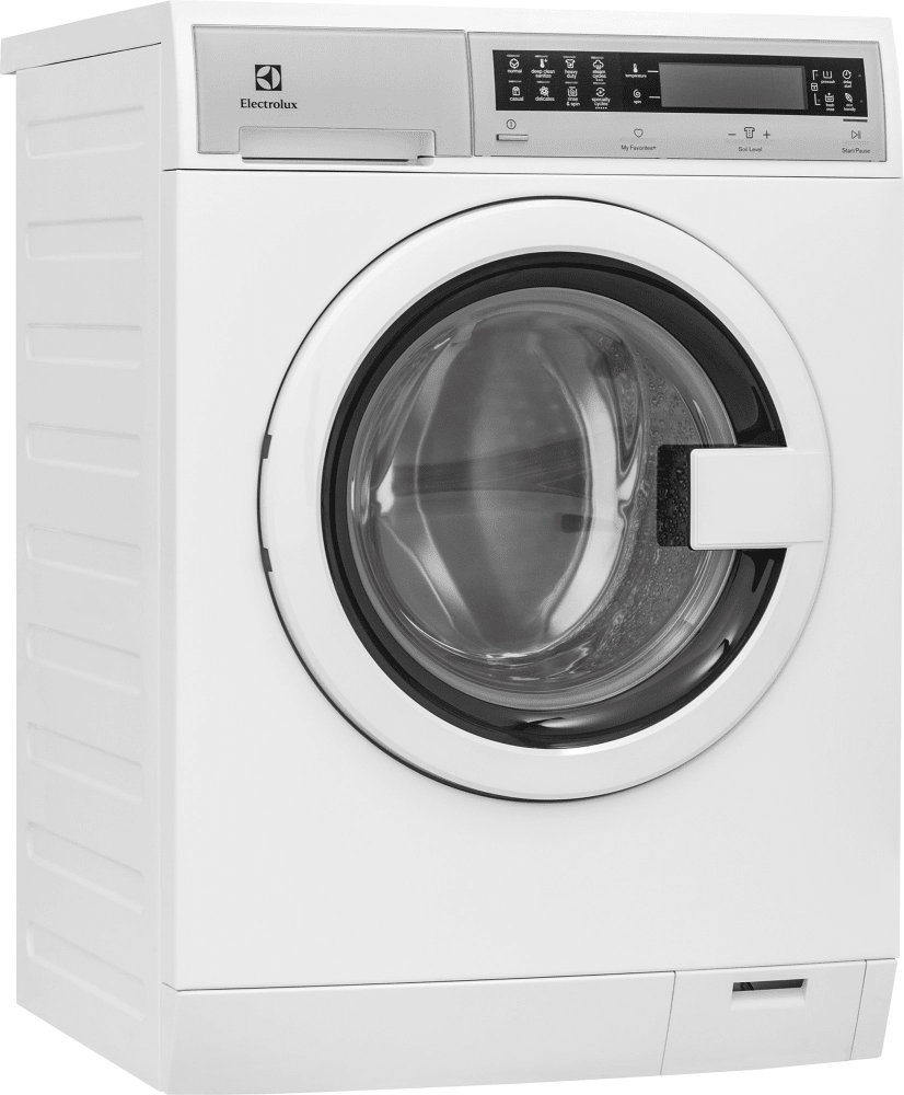 Electrolux Efls210tiw 24 Inch Front Load Washer With