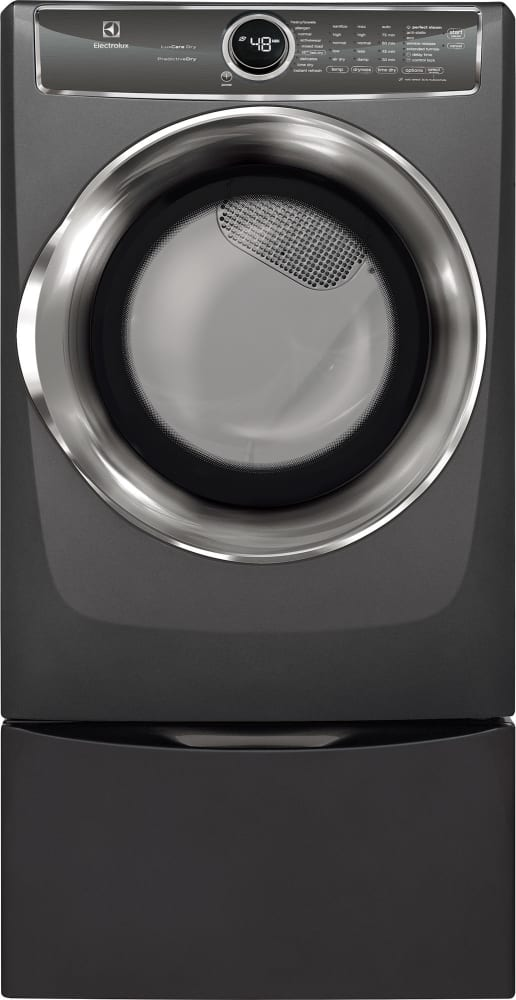 Electrolux Efme627utt 27 Inch Electric Dryer With