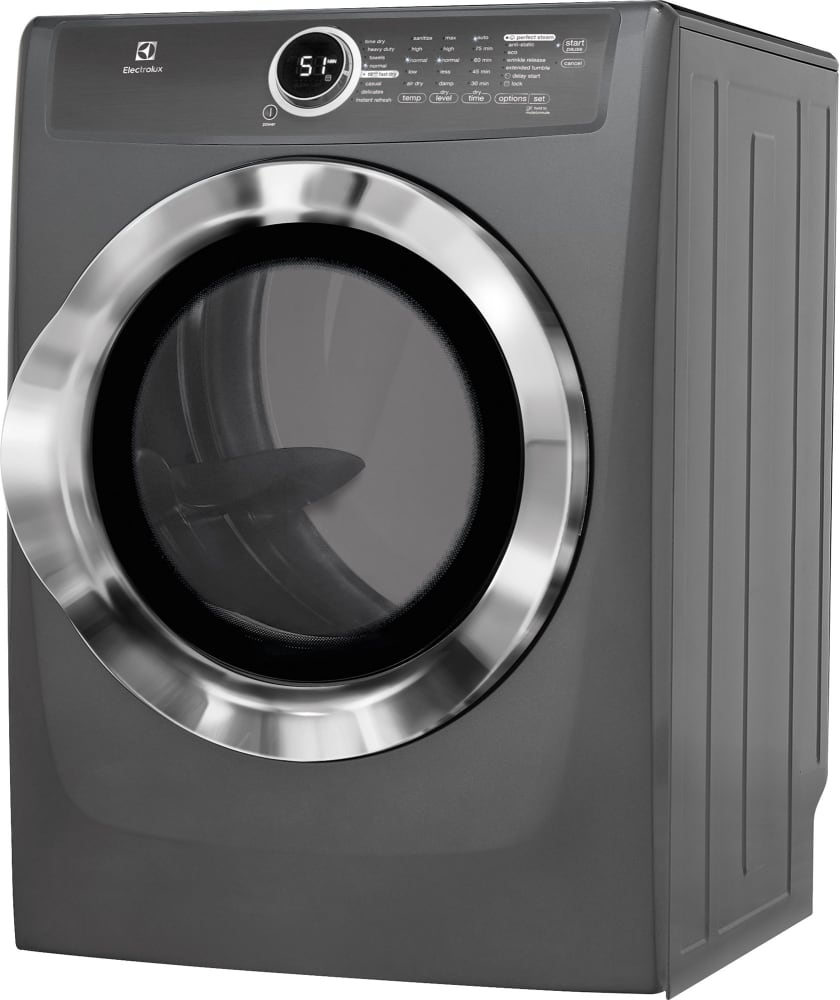 Electrolux Efmg517stt 27 Inch 8 0 Cu Ft Gas Dryer With