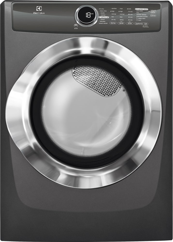 Electrolux Efme617stt 27 Inch 8 0 Cu Ft Electric Dryer