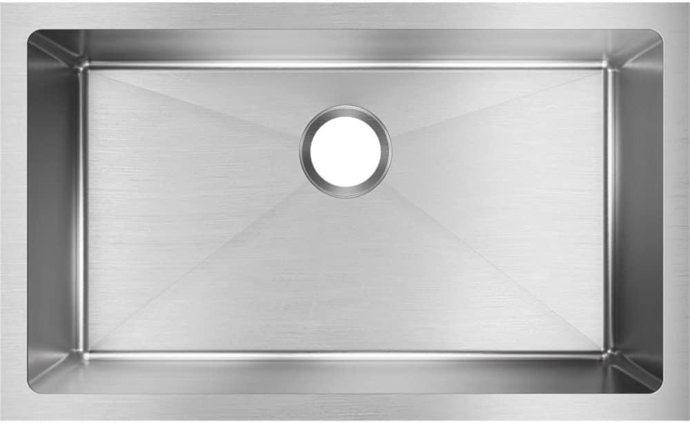 Elkay Efru281610t 30 Inch Single Bowl Undermount Kitchen