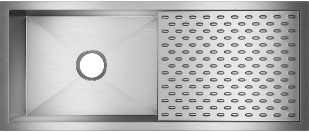 Elkay Efu411510dbt 43 Inch Single Bowl Undermount Kitchen