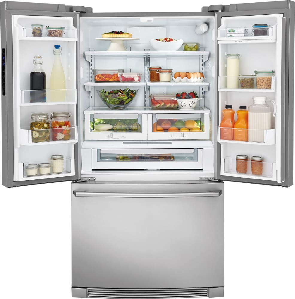 Electrolux Ei23bc32ss 36 Inch Counter Depth French Door Refrigerator