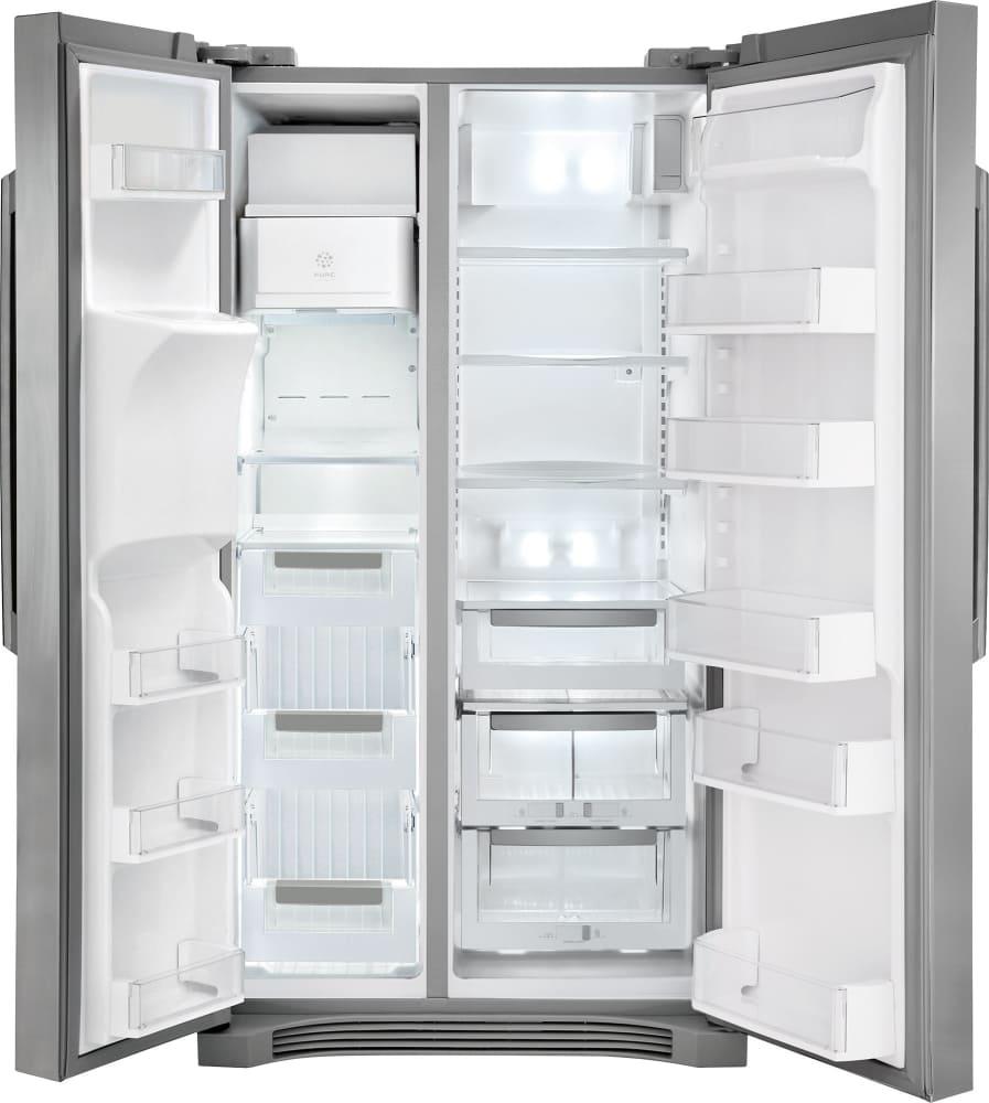 Electrolux Ei26ss30js 36 Inch Side By Side Refrigerator