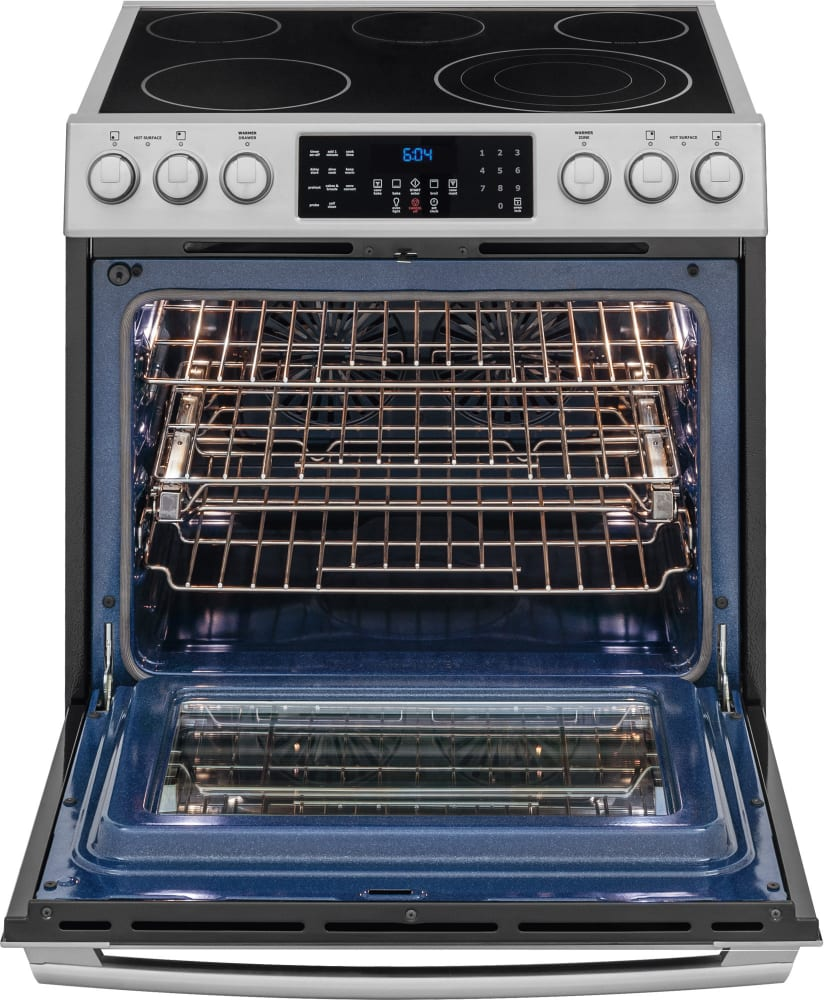 Electrolux Ei30ef45qs 30 Inch Freestanding Electric Range With Dual