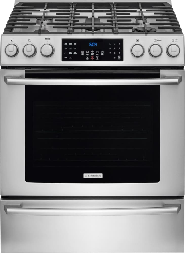 3 Home Decor Trends For Spring Brittany Stager: Electrolux EI30GF45QS 30 Inch Freestanding Gas Range With