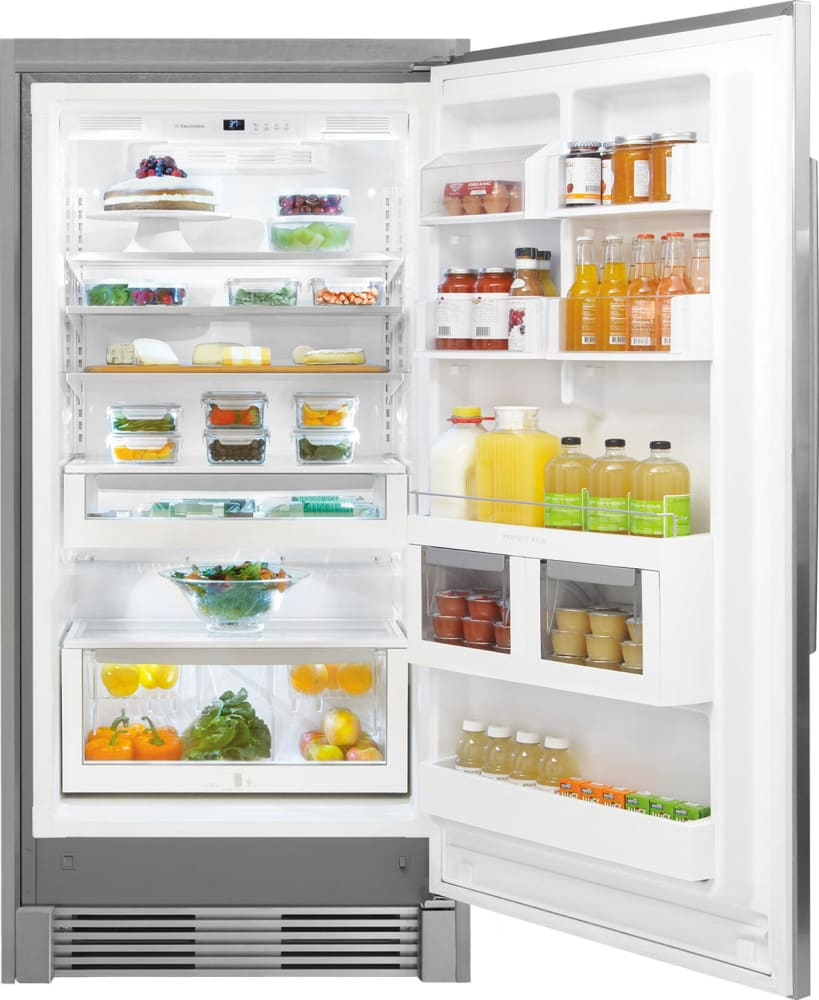 ... Refrigerator Electrolux EXREFR1   Built In View Electrolux EXREFR1    Interior View ...
