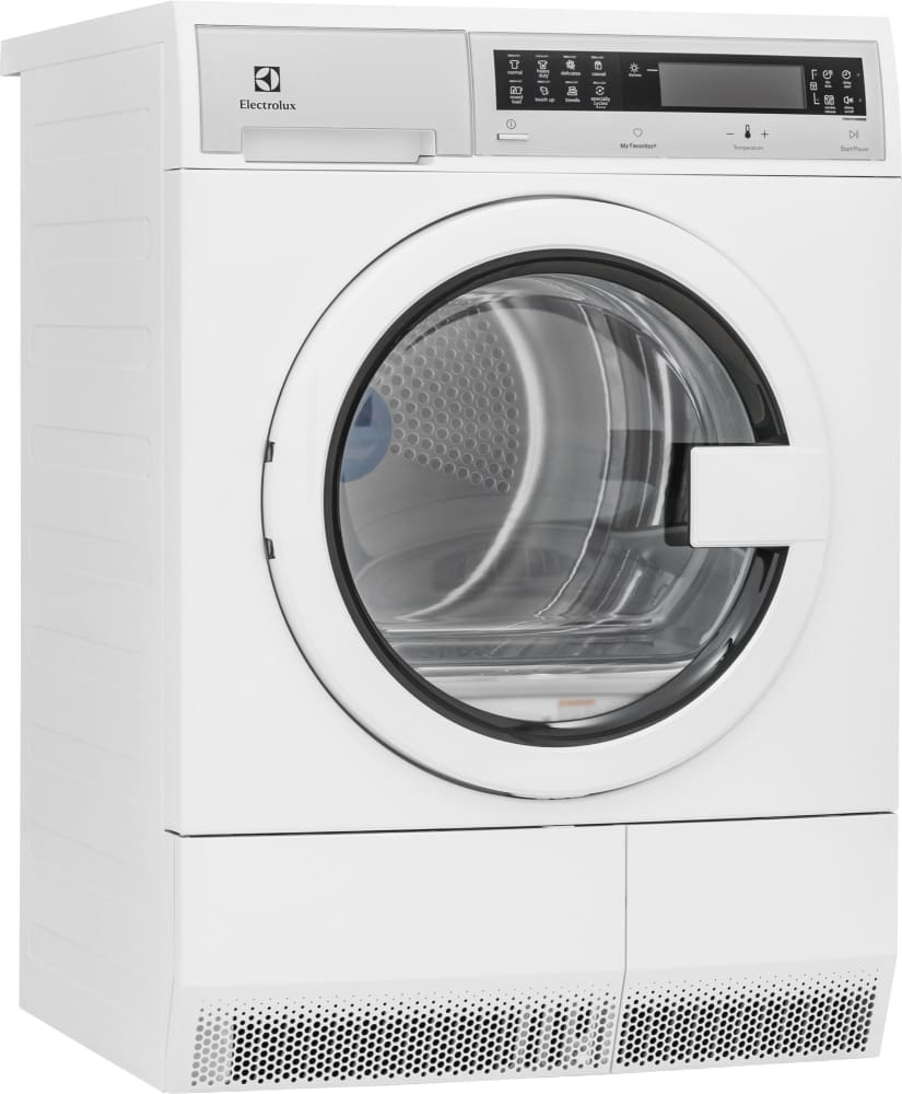 Electrolux Eied200qsw 24 Inch Ventless Electric Dryer With
