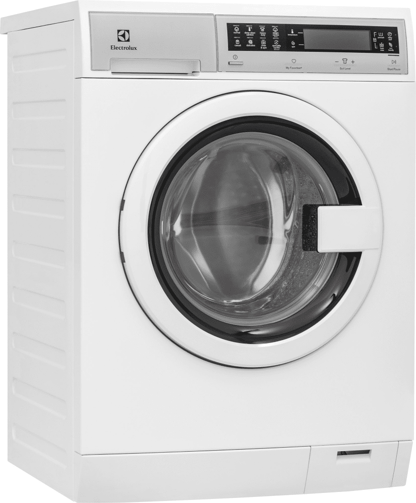 electrolux 24 washer. interior capacity electrolux eifls20qsw - 24 inch front load washer aj madison