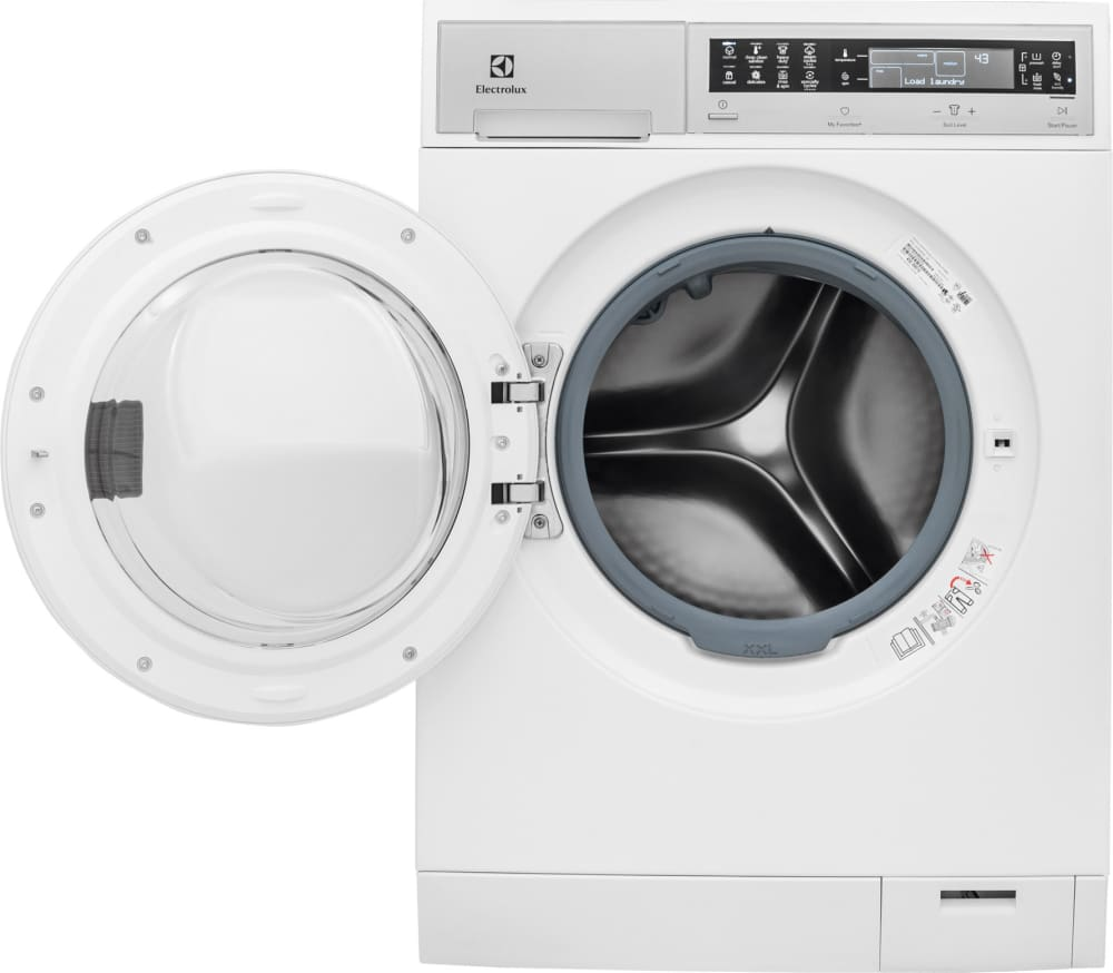... Washer Electrolux EIFLS20QSW   2.4 Cu. Ft.