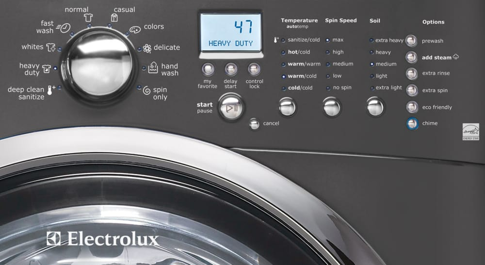 Electrolux Eifls55qt 27 Inch 4 2 Cu Ft Front Load Washer