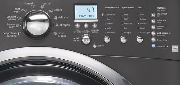 Electrolux Eifls60lt 27 Inch 4 3 Cu Ft Front Load Washer