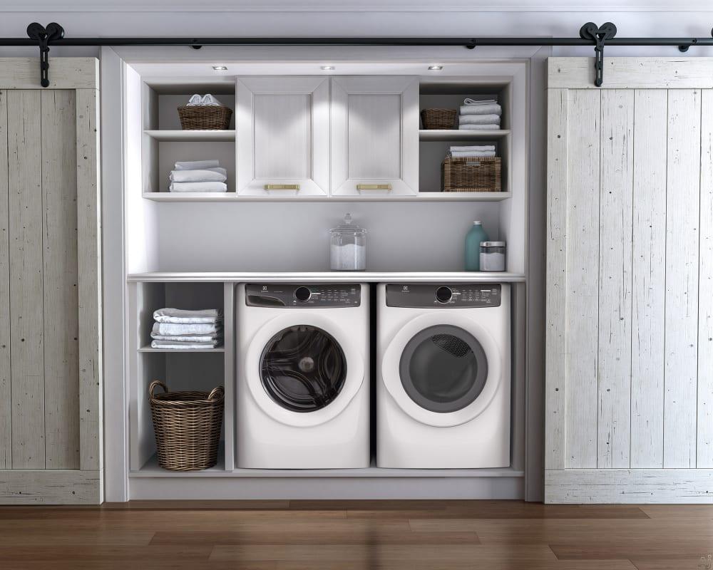 Electrolux Efme617siw 27 Inch 8 0 Cu Ft Electric Dryer