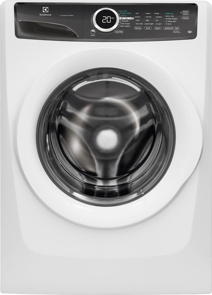 Electrolux Efls517siw 27 Inch 43 Cu Ft Front Load Washer With