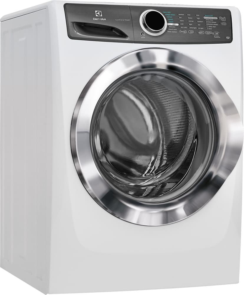 Electrolux EFLS517SIW 27 Inch 4.3 cu. ft. Front Load Washer with ...