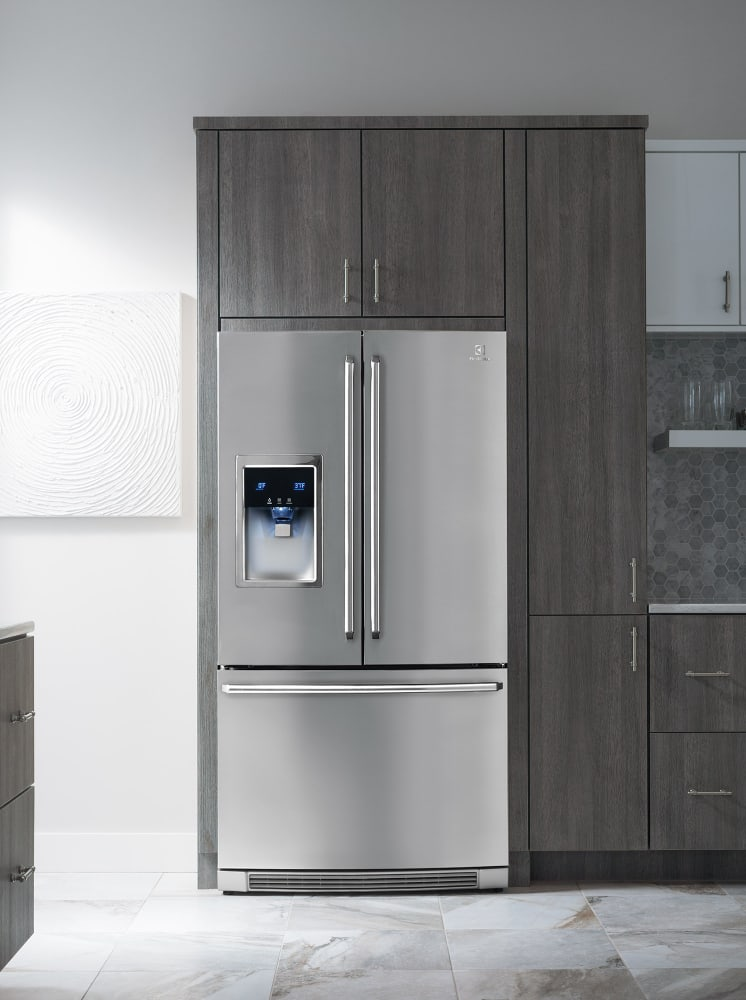 Electrolux EW28BS87SS 36 Inch French Door Refrigerator with 26.7 cu ...