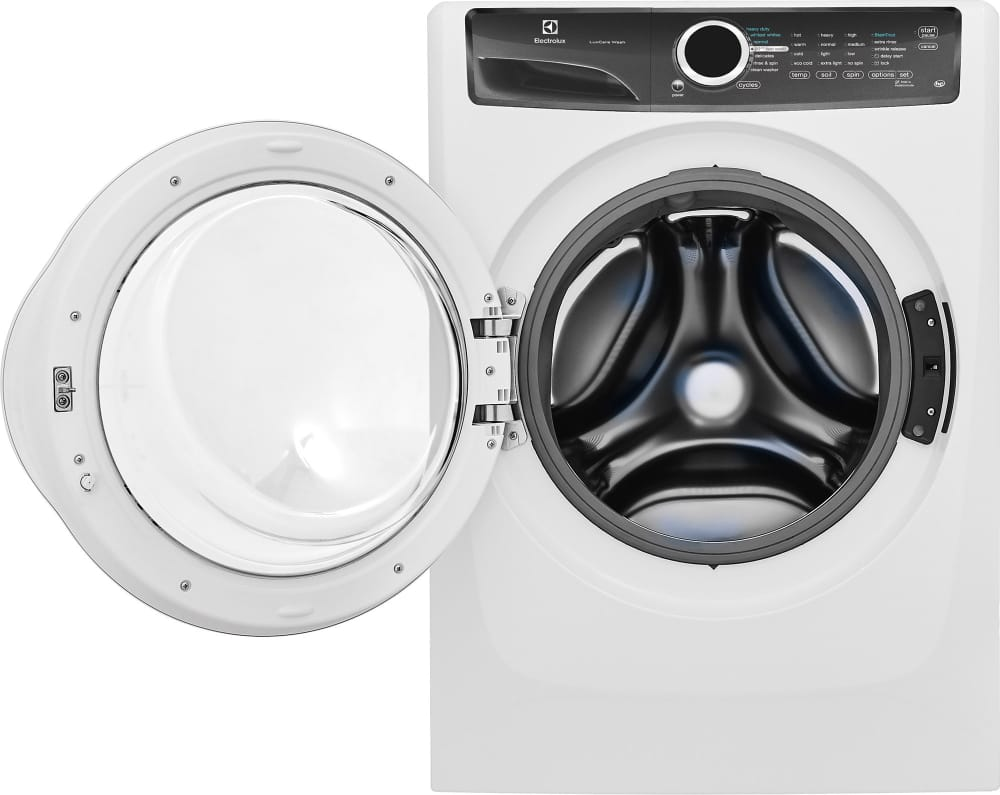 Electrolux EFLW417SIW 27 Inch 4.3 cu. ft. Front Load Washer with ...