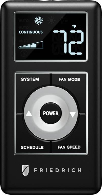 Friedrich Es16n33 15 500 Btu Room Air Conditioner With