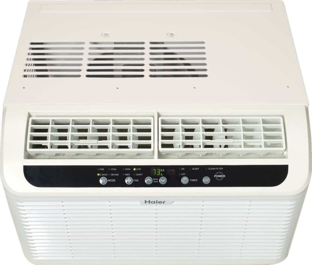 Haier Esaq406p 6 050 Btu Window Air Conditioner With 11 2