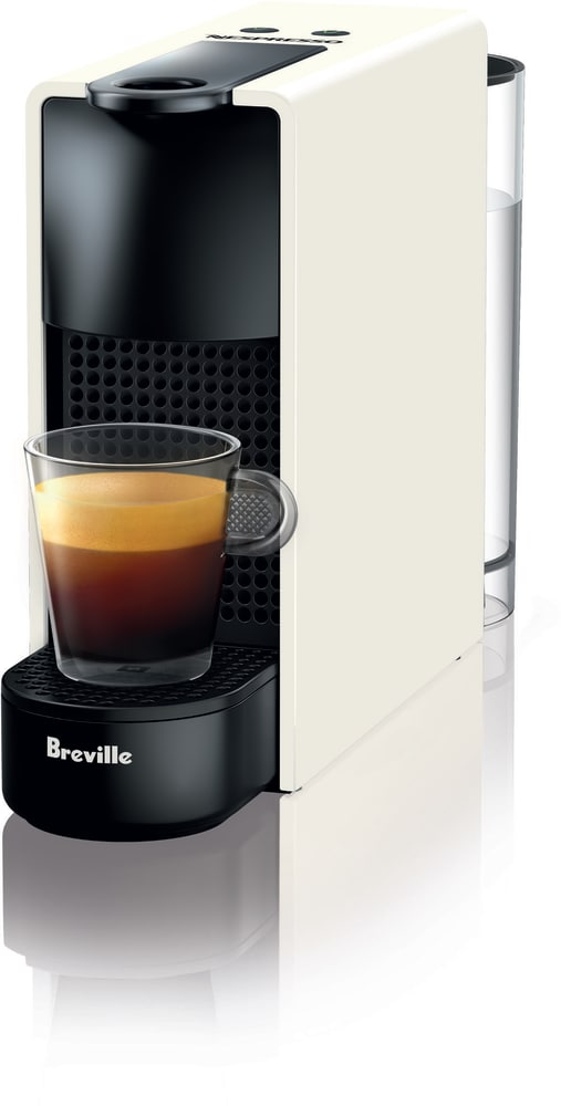 Nespresso BEC220WHT1AUC1 Essenza Mini Espresso Machine with One ...
